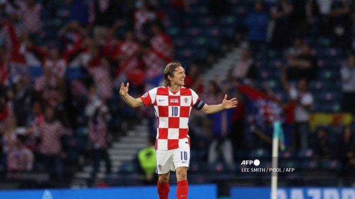 Prediksi Skor Kroasia vs Spanyol Euro 2021, Enrique Siapkan Strategi 'Kotor', Modric Jadi Incaran