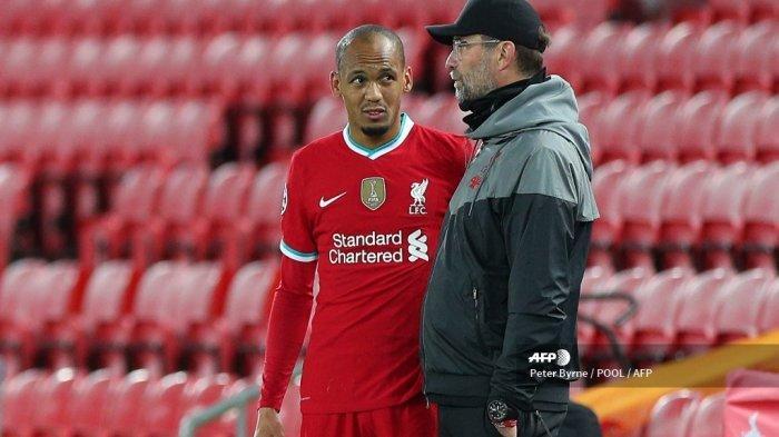 Tak Ingin Kejadian Wijnaldum Terulang, Liverpool Perpanjang Kontrak Fabinho Selama Lima Musim