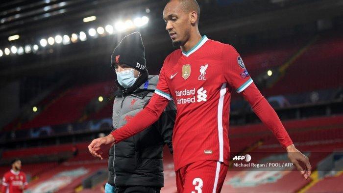 Jelang Leicester vs Liverpool Liga Inggris: Fabinho Dipastikan Absen, Klopp Cari Solusi Pengganti