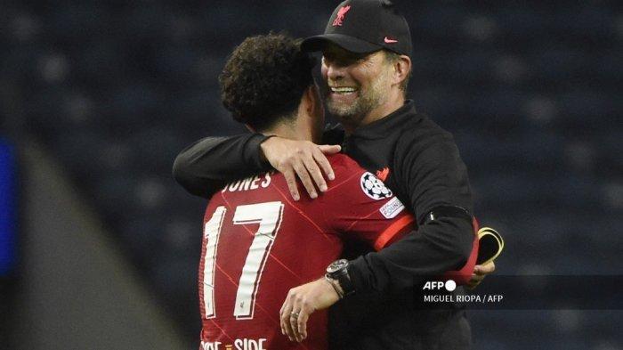 Liverpool Pesta Gol atas FC Porto di Liga Champions, Penampilan Curtis Jones Curi Perhatian Klopp