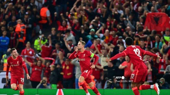 Liverpool Seperti Alami Dejavu Peristiwa di Istanbul 16 Tahun Lalu, Jordan Henderson Seperti Gerrard