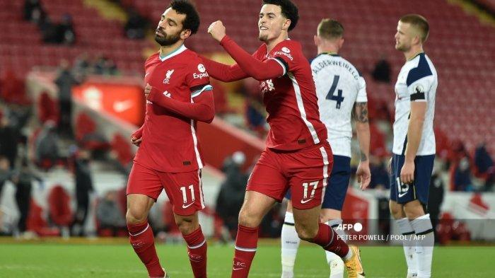 HASIL Klasemen Liga Inggris Tadi Malam: Arsenal Ramaikan Papan Bawah, Liverpool Rebut Posisi Puncak