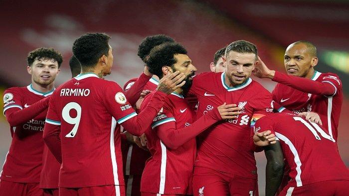LINK Live Streaming Liverpool vs West Brom Liga Inggris, Pukul 23.30 WIB, Saksikan di Sini