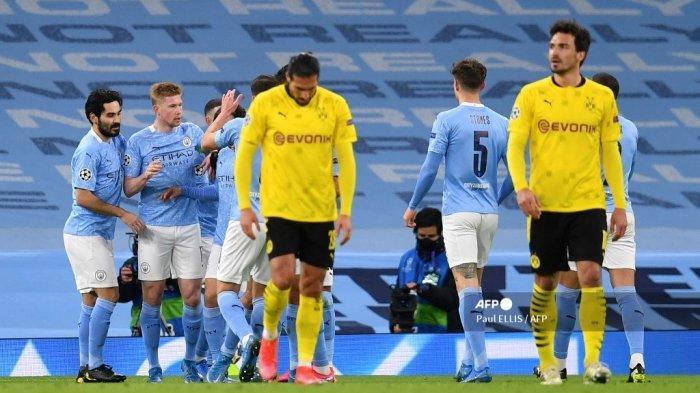 The Biggest Challenge Manchester City Face Against ...  |Man City-dortmund