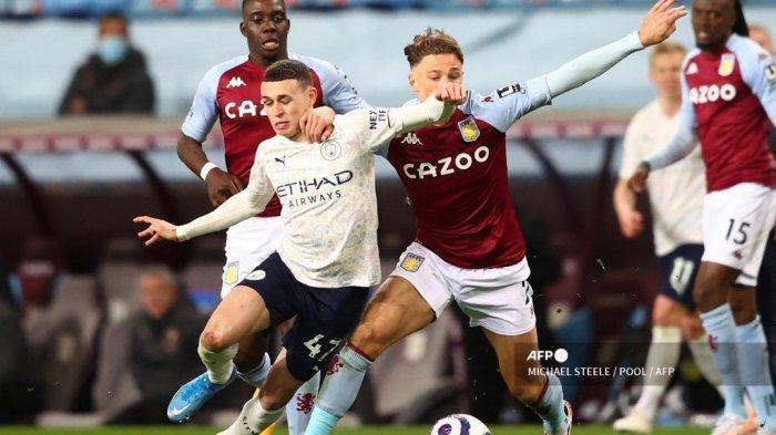 HASIL Liga Inggris Semalam: Spurs Menang Comeback, Drama 2 Kartu Merah City Kalahkan Aston Villa