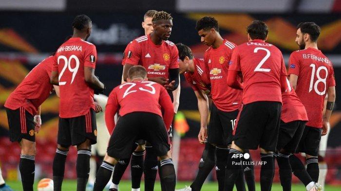 Liga Inggris - Opsi Jadwal Manchester United vs Liverpool Seusai Ditunda