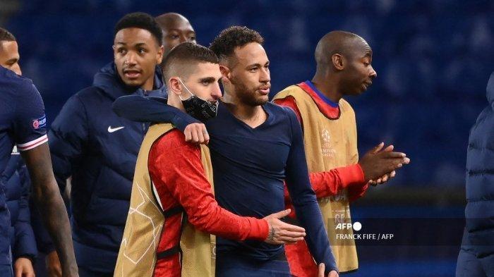 HASIL LIGA CHAMPIONS: Nasib Pilu Kimmich, Kena Ejek Neymar & Bayern Munchen Disingkirkan PSG