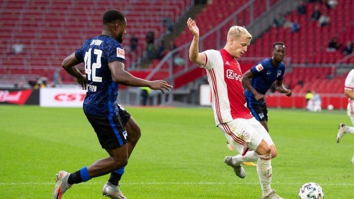 Keputusan Manchester United Boyong Van de Beek Dinilai Sangat Brilian