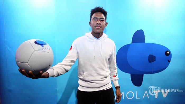 Braif Fatari Parkir Lima Hari dari Latihan Timnas U-19 Indonesia, Sedang Perawatan Serius