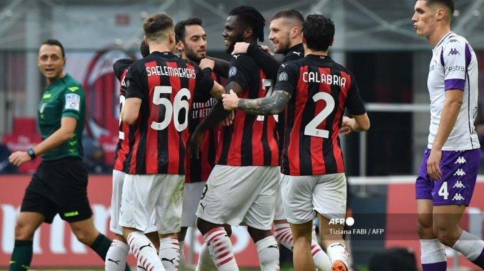 Keistimewaan AC Milan Bisa Tuntaskan Misi Rebut Scudetto Musim Ini