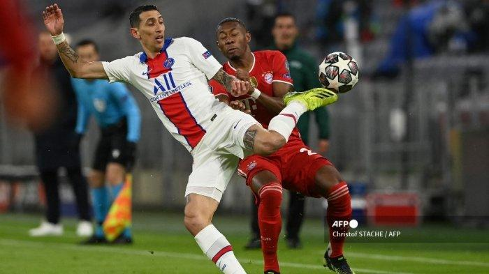 SEDANG BERLANGSUNG Live Streaming PSG vs Bayern Munchen, Liga Champions, Akses Sini