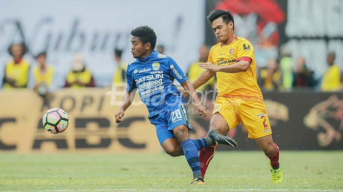 Persita Tangerang Resmi Rekrut Mantan Winger Persib Bandung