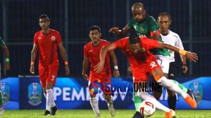 Persija Jakarta ke Final Tapi Dihantui Cedera Pemain Saat Berlaga di Kompetisi Liga 1 2020