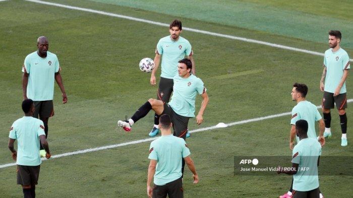 Line-up Belgia vs Portugal Euro 2021 Hari Ini, Bruno Fernandes Cadangan Lagi, Live RCTI & Mola TV