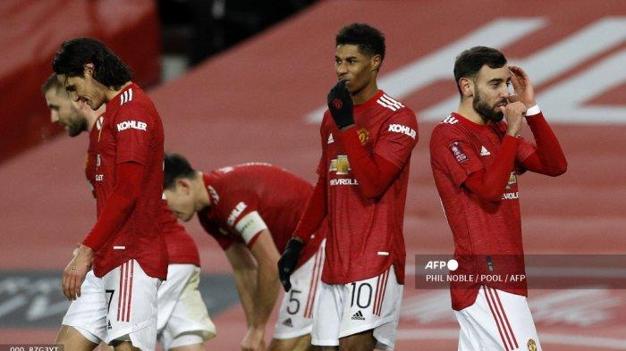 SEDANG BERLANGSUNG LIVE STREAMING Manchester United vs Newcastle Liga Inggris, Tonton Lewat HP
