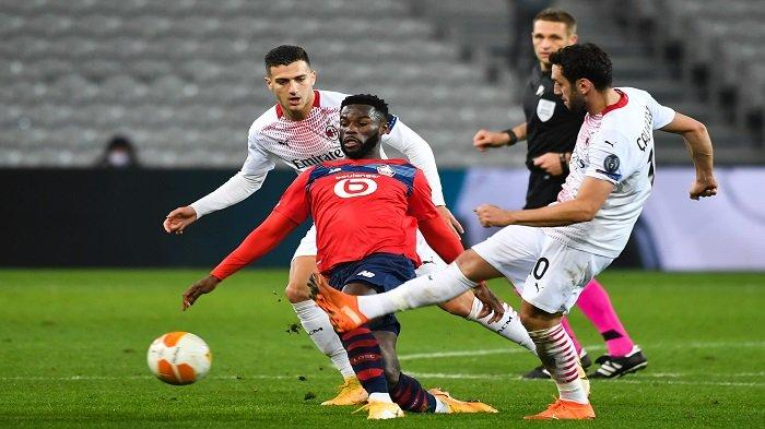 Hasil Liga Eropa Bonera Akui Ac Milan Kesulitan Tanpa Zlatan Ibrahimovic Tribunnews Com Mobile