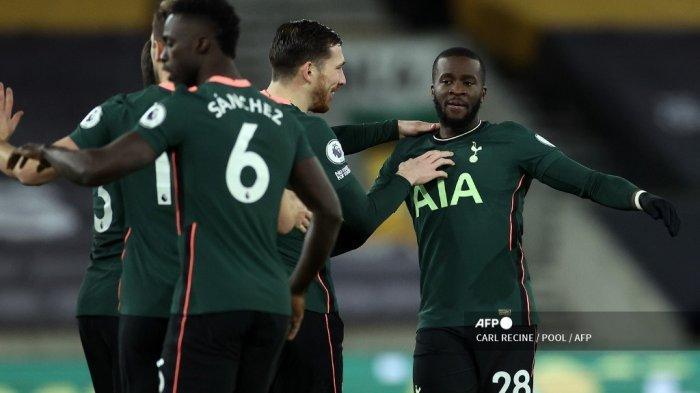 LIVE Streaming Liga Inggris Fulham vs Tottenham: Ndombele Beberkan Curhatannya dengan Pogba soal Mou