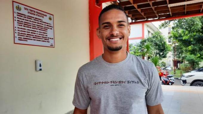 Renan Da Silva Targetkan Fisiknya Kembali Prima di Piala Menpora 2021