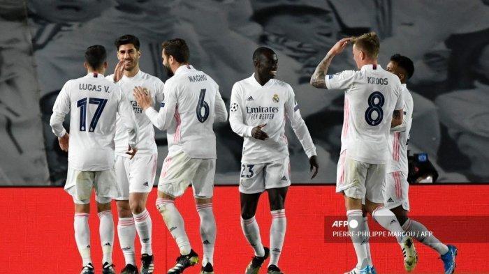Link Live Streaming SCTV Real Madrid vs Liverpool dan Man City vs Dortmund Liga Champions Malam Ini