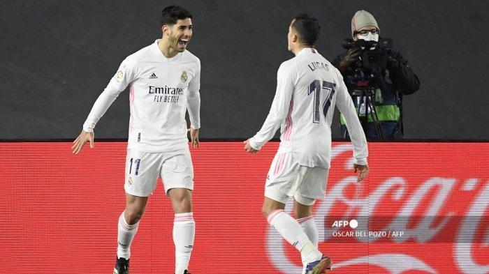 SUSUNAN PEMAIN Atalanta vs Real Madrid Liga Champions, Live Streaming SCTV Akses di Sini
