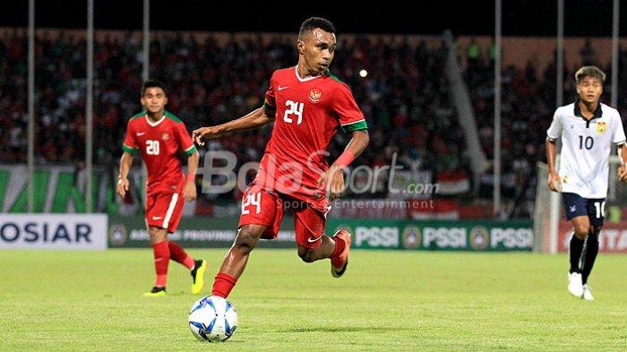 Timnas U-23 Indonesia Akan Berlaga di China Tanpa Todd Rivaldo Ferre
