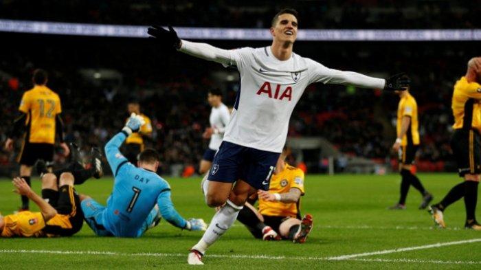 Profil Erik Lamela, Pemain Tottenham Hotspur yang Cetak Gol Rabona Indah, Pernah Bersinar di AS Roma