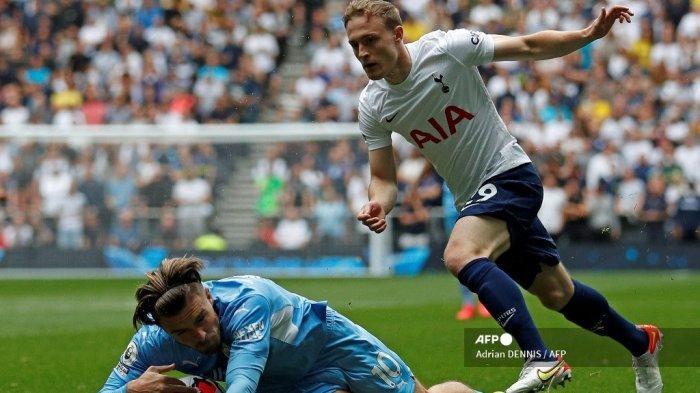 Hasil Liga Inggris: Man City Terkapar di Kandang Spurs, Sterling & Ake Singgung Penampilan Grealish