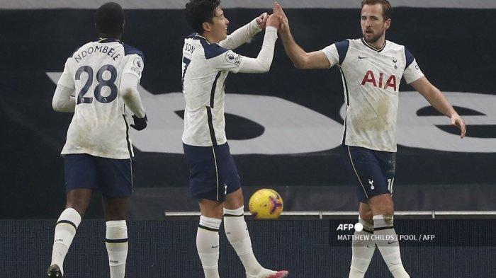 LIVE Streaming RCTI Everton vs Tottenham Piala FA Malam Ini, Kick Off Pukul 02.30 WIB