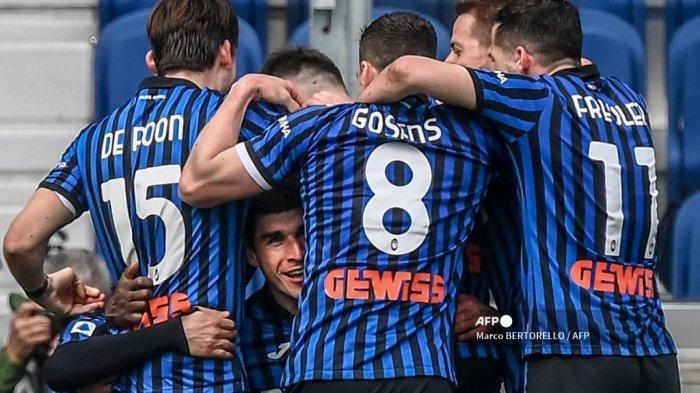 HASIL BABAK PERTAMA AS Roma vs Atalanta Liga Italia: La Dea Unggul 0-1, Posisi AC Milan Terancam