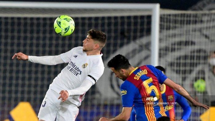 HASIL Liga Champions: Real Madrid ke Semifinal, Drama Pengorbanan Valverde Terbayar Tuntas