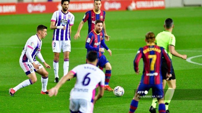Prediksi Starting XI Real Madrid vs Barcelona, Messi Jadi Teror Duo Bek Tengah Anyar El Real