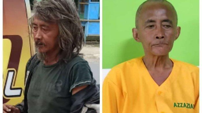 Seorang Pria Asal Bandung Hilang Selama 18 Tahun, Ditemukan Dalam Kondisi Memprihatinkan di Jalan