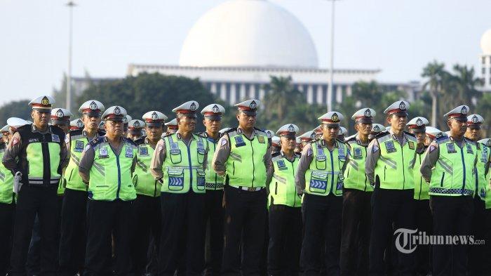 Polda Metro Jaya Akan Gelar Operasi Ketupat Jaya pada 6-17 Mei