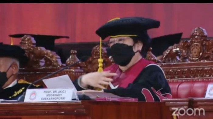 Rektor Unhan Puji Megawati:Belum Ada di Dunia Ini Wanita Berturut-turut Jabat Wapres dan Presiden