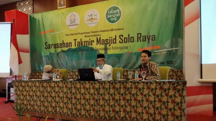 PKPPN IAIN Surakarta dan Takmir Masjid Solo Raya Deklarasikan Komitmen Kebangsaan dan Islam Rahmah