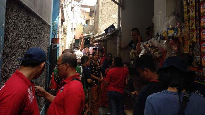 Geledah Indekos di Pasar Manggis, Polisi Giring Seorang Penghuni Positif Narkoba