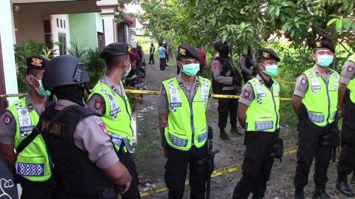 Warga Tak Menyangka Gatot yang Sering Jadi Imam Masjid Ditangkap Densus 88