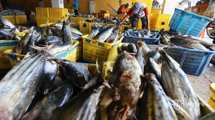 Kampanye Kesehatan, KKP Promosikan Pasar Ikan Modern Soreang
