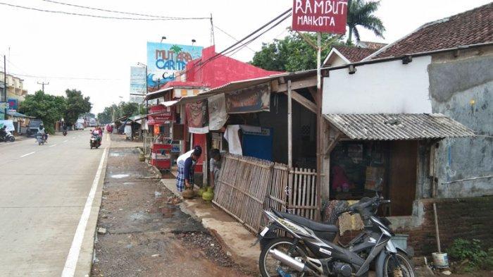 Pasca Tsunami Selat Sunda, Minimarket hingga Rumah Makan di Carita Sudah Buka