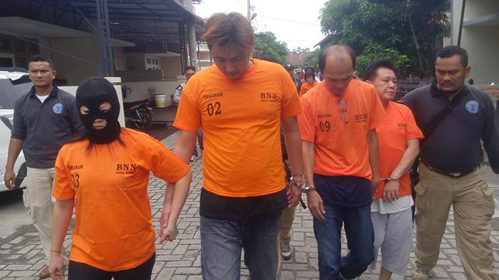 Kota Medan Peringkat Kedua untuk Peredaran Narkoba setelah Jakarta