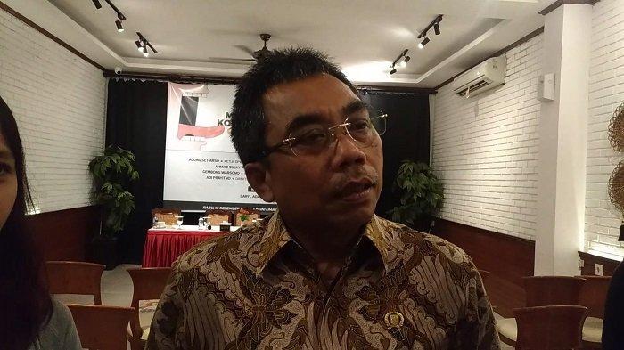 Muncul Petisi Copot Anies Baswedan, Ini Respons Ketua Fraksi PDIP DPRD DKI
