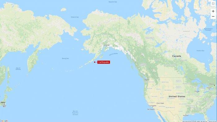 Gempa M 8,2 di Alaska Disebut yang Terkuat Sejak 1964