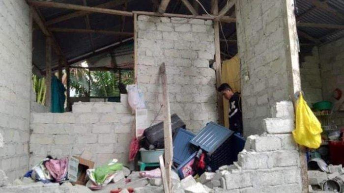 Gempa Kembali Guncang Ambon, Warga Berhamburan Keluar Rumah