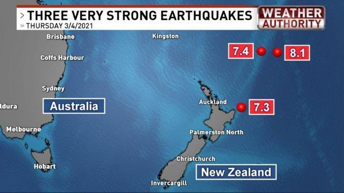 Gempa Bumi di Selandia Baru: Peringatan Dini Tsunami Dicabut, Warga Diperbolehkan Kembali ke Rumah