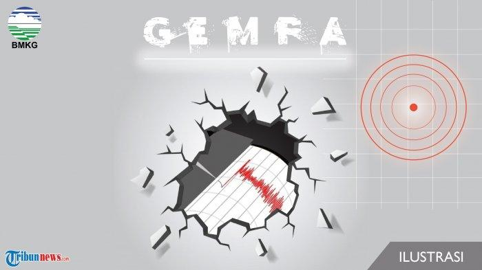 Gempa Hari Ini - BMKG Catat Ada 2 Gempa Guncang Wilayah Indonesia