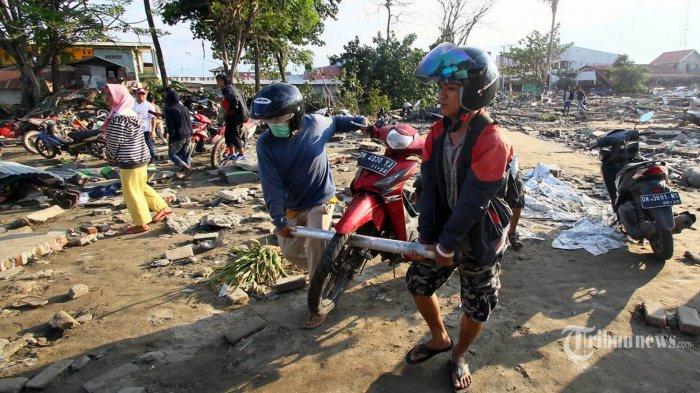 Kabasarnas: Kami Butuh Alat Berat di Palu