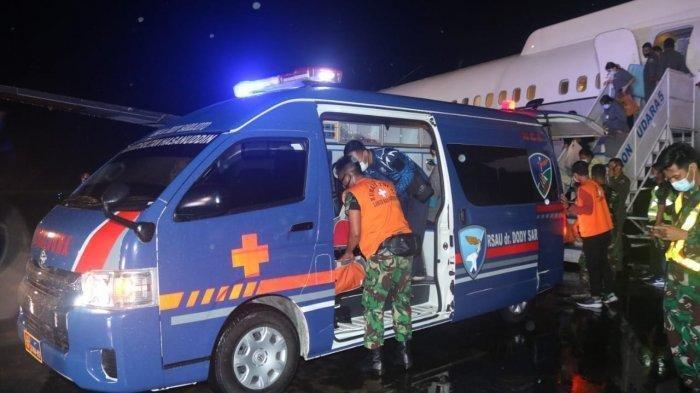 Korban Gempa di Sulbar Diterbangkan ke Makassar