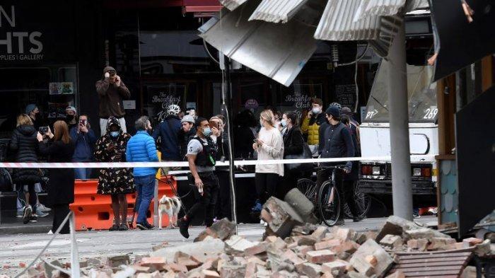 Gempa Besar di Australia, Getaran Serasa Seperti Pesawat Menderu Di Atas Rumah