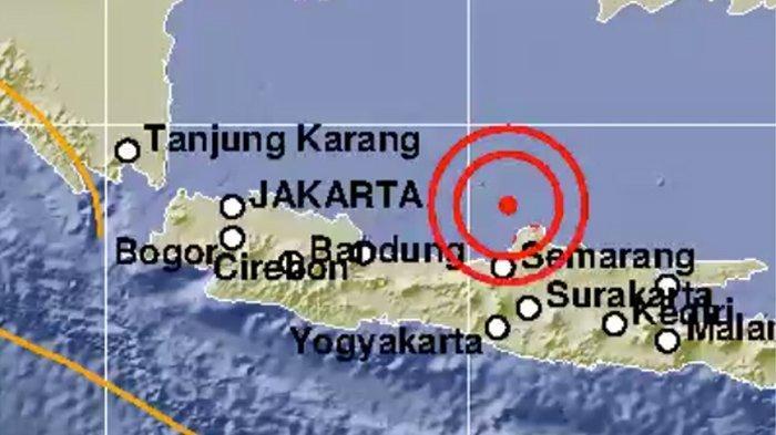 Gempa M 6,1 di Jepara Tidak Berpotensi Tsunami, BMKG Imbau Masyarat untuk Tidak Termakan Hoaks