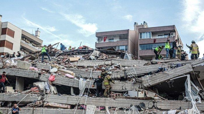 Gempa dan Tsunami Di Turki